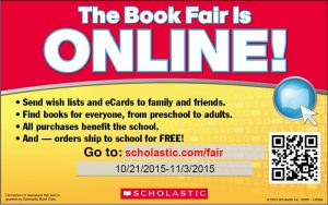Book Fair Online Ordering
